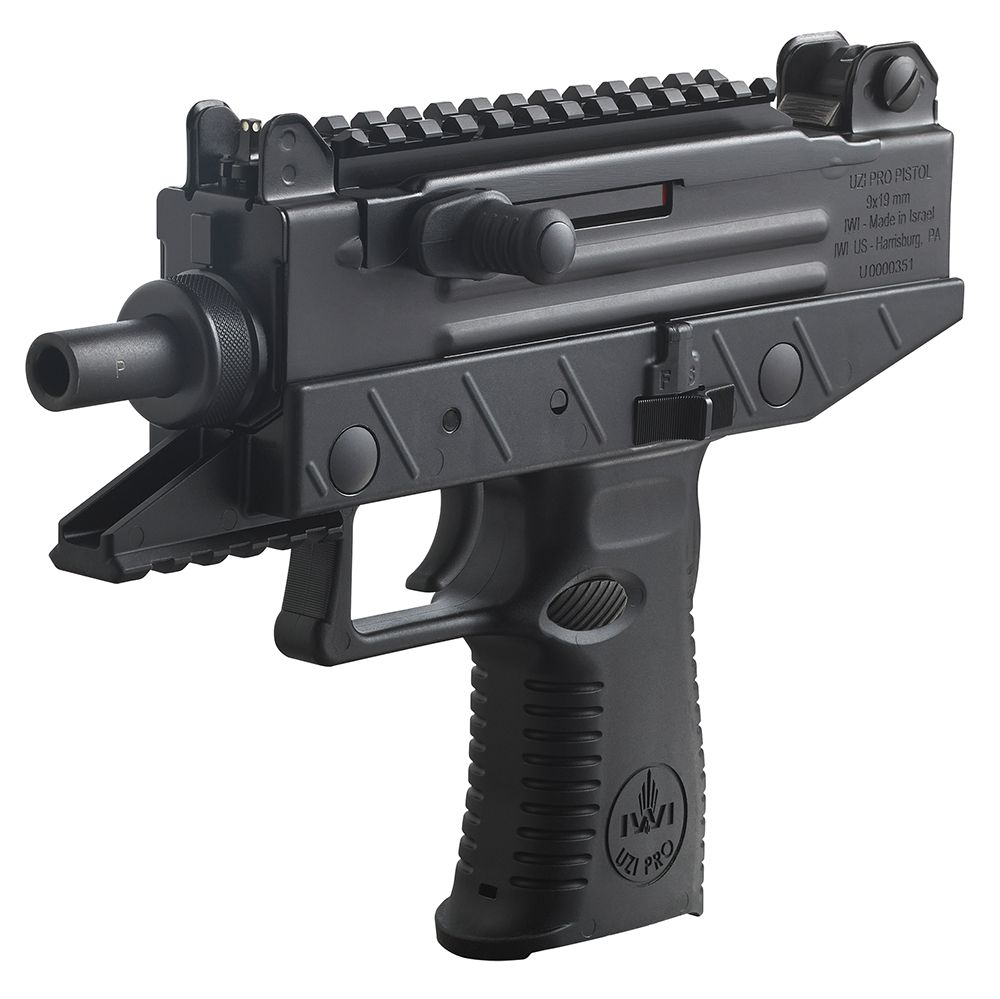 IWI US UPP9S Uzi Pro 9mm Pistol Semi-Automatic 9mm