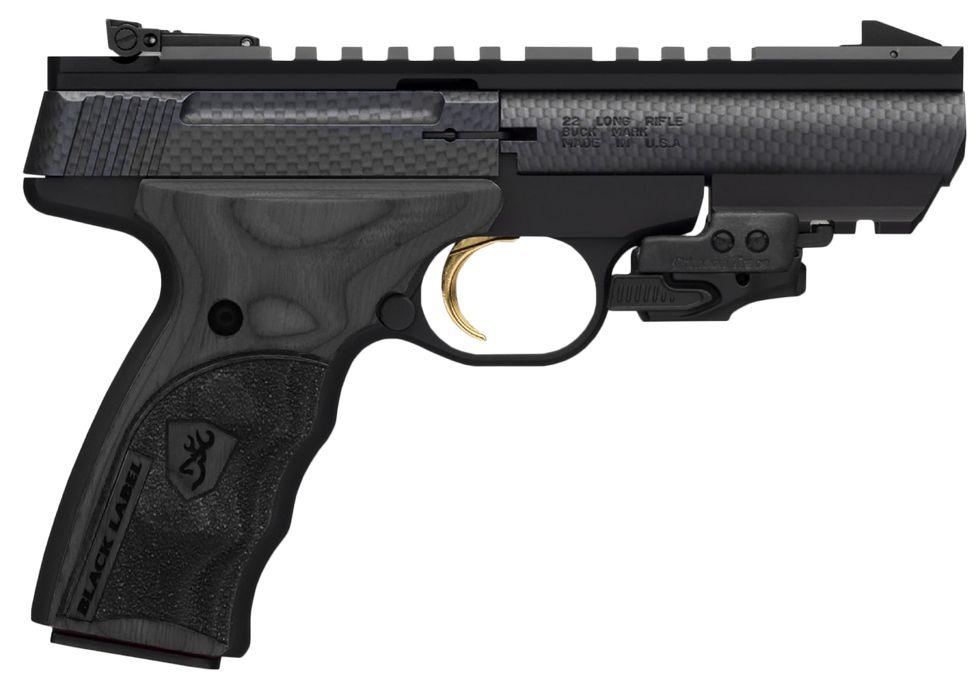 Bulldog side holster for Browning Buck Mark Plus UDX
