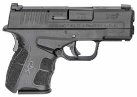 Springfield Armory XDS .45 ACP MOD2 3.3 Black NIGHT SIGHT 2 MAGS - XDSG93345BT