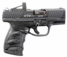 Walther Arms PPS M2 9MM RMSc SHIELD OPTIC CO WITNESS - 2805961RMS