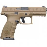 Beretta 9mm Flat Dark Earth 10RD 4.25 - JAXF92005