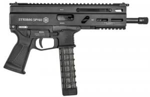 "Grand Power Stribog Carbine Pistol Semi-Auto 9mm 20+1 8"" - GPSP9A1"