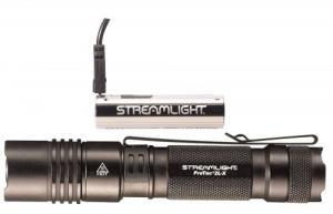 Streamlight 88082 ProTac 2L-X USB 500 Lumens Rechargeable Lithium Black - 88082