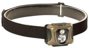 Streamlight 61425 Enduro Pro Headlamp 200 Lumens C4 LED White/Green AAA (3) Coyote - 78