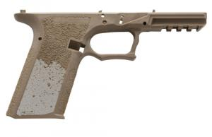 Polymer80 PFS9Flat Dark Earth PFS9 Serialized Compatible with Glock 17/22 Gen3 Flat Dark Earth Polymer - PFS9FDE