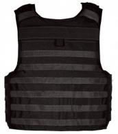 Blackhawk 32V404BK-CTS S.T.R.I.K.E. Cutaway Tactical Armor Carrier Vest with Co