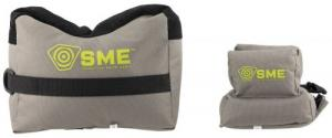 SME SMEGRF Front & Rear Gun Rest Filled Shooting Bag 600D Polyester - SMEGRF