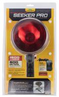 Cyclops CYCS150012V Seeker Pro Red/White Halogen 1500 Lumens Black ABS Polymer Body - CYCS150012V