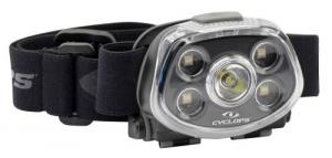 Cyclops CYCHLFXP Force XP Headlamp 350/15 Lumens AAA (3) Black - CYCHLFXP