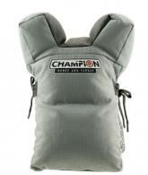 Champion Targets 40895 Rail Rider Shooting Bag Front - 526