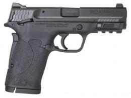 "Smith & Wesson M&P380 Shield EZ .380acp 3.6"" 8+1 Manual Safety 11663"