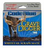 Code Blue OA1172 Grave Digger Buck Lure Whitetail .5 lbs - OA1172