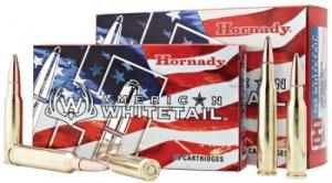 Hornady American Whitetail 7MM Rem 154 Gr Soft Point 20/bx - 80590