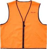 Allen 15765 Deluxe Hunting Vest Medium Polyester Blaze Orange - 258