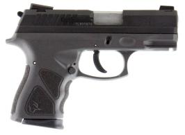 Taurus 1TH9C031G TH9c 9mm Single/Double Action 3.54 13+1/17+1 Gray Polymer Gri - 1TH9C031G