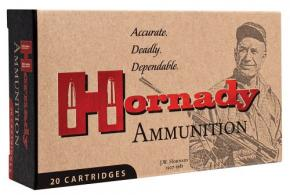 Hornady 83028 Custom 22 Hornet 45 GR Soft Point 50 Bx/ 10 Cs