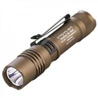 Streamlight PROTAC 1L-1AA Everyday Carry Flashlight C4 LED 350/150 Lumens Coyote Aircraft Aluminum Body - 88073