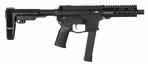Angstadt Arms AAUDP09B06 UDP-9 Semi-Automatic 9mm 6 15+1 Black Hardcoat Anodi - AAUDP09B06