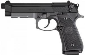 Beretta 92 Full Size 9mm Single/Double Action 4.9 15+1 Sniper Gray - JS92F390M