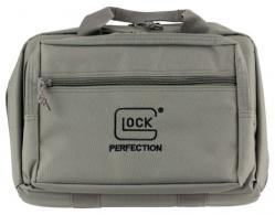Glock Double Pistol Case Gray - AP60301