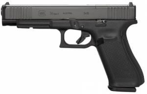 "Glock G34 G5 9MM 17+1 5.3"" MOS Front Serrations - PA343S103MOS"