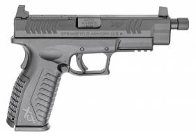 Springfield Armory XDMT9459BHCO XD(M) OSP 9mm Double Action 4.5 Threaded Barrel 19+1 Black P - XDMT9459BHCO