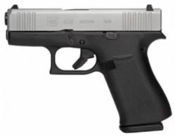 "Glock G43X Subcompact 9mm 3.41"" Fixed Sights 10+1 (PX435SL201) - PX435SL201"