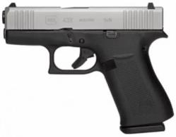 "Glock 43X Subcompact 9mm 3.41"" Glock Night Sights 10+1 - PX435SL701"