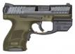 Heckler & Koch H&K VP9 SK LE Crimson Trace Red Double 3.39 10+1 OD Green Interchangea - 81000438