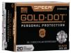 Speer Ammo 23964GD Gold Dot Personal Protection .45 ACP 185 GR Hollow Point 20 Bx/ 10 Cs