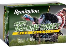 "Remington Ammunition PHV12M5A Premier High-Velocity Magnum Turkey 12 GA 3"" 1 3/4 oz 5 Round 5 Bx/ 20 Cs"