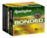 Remington Ammunition GSB9MMCB Golden Saber Bonded 9mm 147 GR Brass Jacket Hollow Point (BJHP) 20 Bx/ 25 Cs - GSB9MMCB