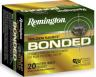 Remington Golden Saber Bonded .45 ACP 230 GR Brass Jacket Hollow Point (BJHP) 20 Bx/ 25 Cs