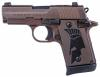 Sig Sauer 9389SPARTANI P938 Micro-Compact Spartan II 9mm Single 3 7+1 Black Spartan II Grip Distressed Coyote Aluminum Fr - 9389SPARTANIIAMBI