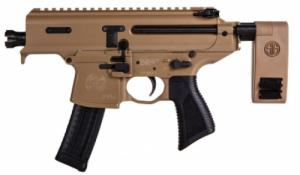 Sig Sauer PMPX3BCH MPX Copperhead 9mm 3.5in 20R - PMPX3BCH