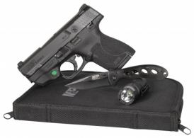 Smith & Wesson 12396 M&P 9 Shield M2.0 with Everyday Carry Kit 9mm Doubl - 12396