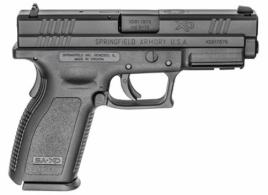 Springfield Armory XDD9101 XD Defender Service Model 9mm Double Action 4 10+1 - XDD9101