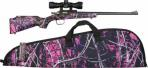 Crickett Crickett Synthetic Bolt 22 Long Rifle (LR) 16.125 1 Synthetic Muddy - KSA2160BSC