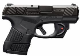 Mossberg MC1 Viridian 9MM 3.4in Blk - 89004