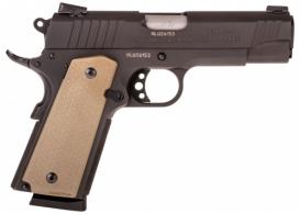 Taurus 1191101CMFDE 1911 Commander 45 Automatic Colt Pistol (ACP) Single 4.25 - 1191101CMFDE
