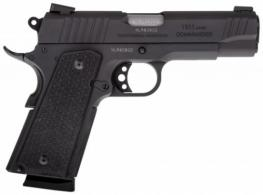 Taurus 1191101CMBK 1911 Commander 45 Automatic Colt Pistol (ACP) Single 4.25 - 1191101CMBK