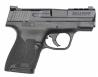 Smith & Wesson 11869 M&P Performance Center M2.0 9mm Double Action 3.1 Ported Thumb Safety 8+1 - 11869