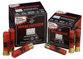 "Winchester Sporting Clay 410 Ga. 2 1/2 "" 1/2 oz, #8 Lead Shot - CASE - AASC418"