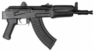 Arsenal SAM7K04 SAM7K Tactical Semi-Automatic 7.62 x 39mm 10.5 40 Round Black P - SAM7K04