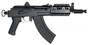 Arsenal SAM7K04R SAM7K Tactical Semi-Automatic 7.62 x 39mm 10.5 40 Black Par - SAM7K04R