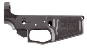 Wilson Combat TRLOWERBIL AR Style Billet Lower AR-15 Rifle 223 Remington/5.56 NATO Black Armor-Tuff - TRLOWERBIL