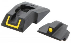 Ruger 90649 Security-9 Sight Set Ruger Security-9 Black/Yellow Front Black/Yellow Rear - 369