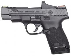 "Smith & Wesson Performance Center Shield M2.0 9mm 4"" Ported w/4MOA Red Dot 7+1/8+1"