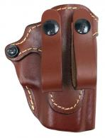 Hunter Company 470043 Pro-Hide S&W M&P Shield Leather Brown
