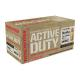 Winchester Ammo WIN9MHSC Active Duty 9mm 115 gr Full Metal Jacket Flat Nose (FMJFN) 100 Bx/ 5 Cs
